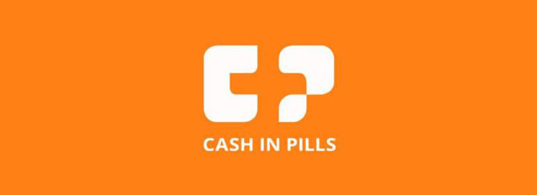 cash in pills logo