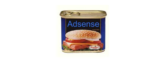 google adsense spam
