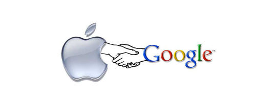 google i apple umowa