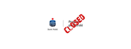 program partnerski pko bp zamknięty