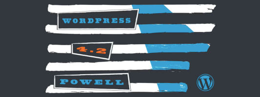 wordpress powell 4.2