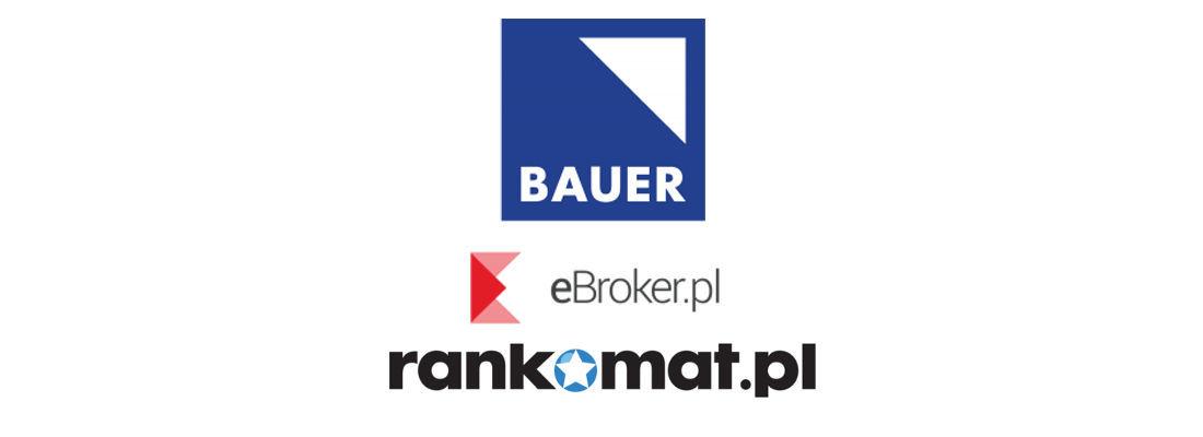 Bauer przejmuje rankomat i ebroker