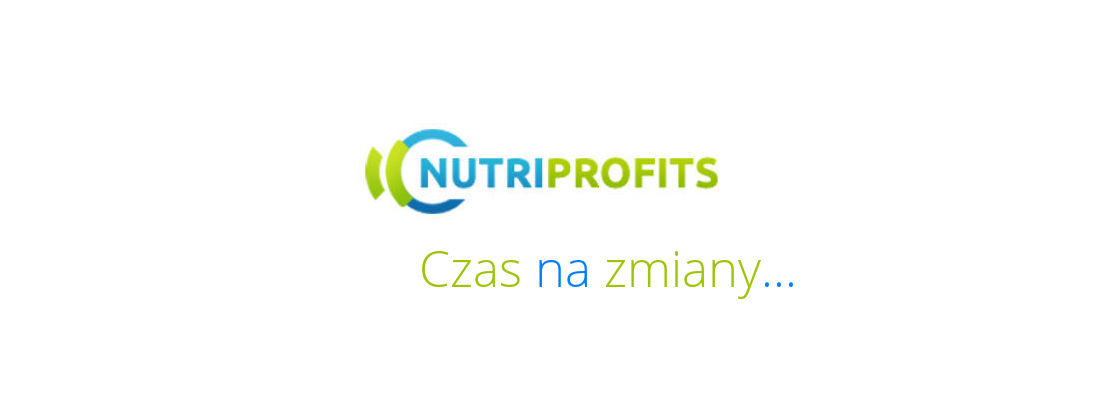 zmiany w programie nutriprofits