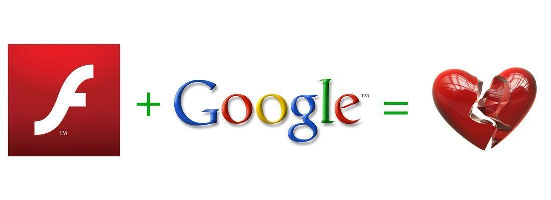 Google rezygnuje z Flash