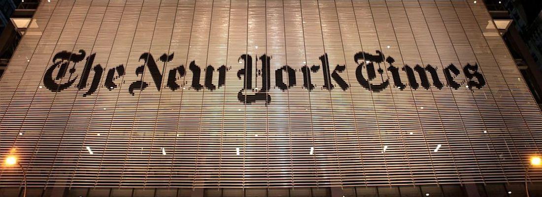NYT przeciw blokowaniu reklam