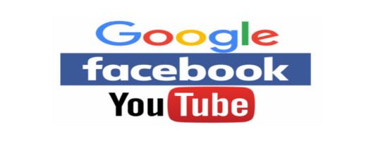 Google, Facebook i YouTube – te strony Polacy ostatnio odwiedzali najczęściej