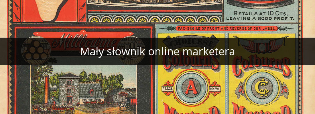 słownik online marketing