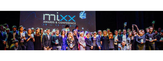 Konkurs Mixx Awards