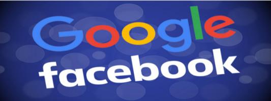 google i facebook potentatami w reklamie