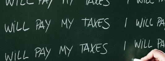 podatki dla blogerów