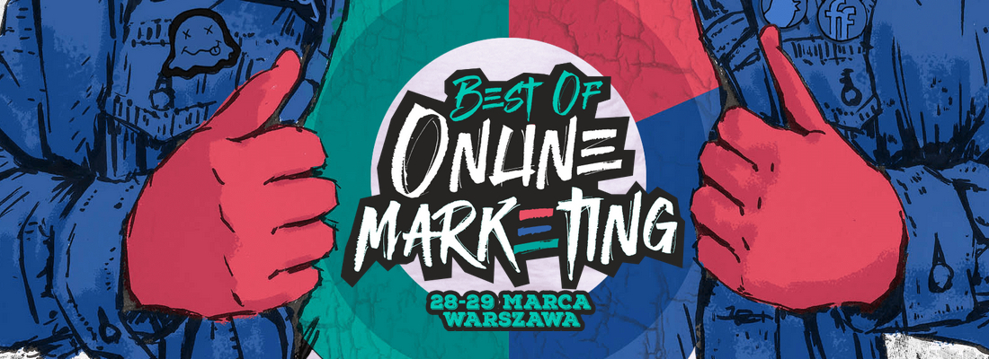 Logo kongresu Best of Online Marketing