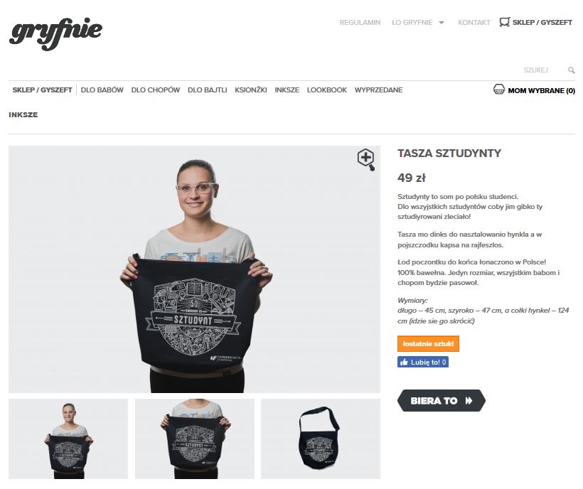 Sklep Gryfnie.pl