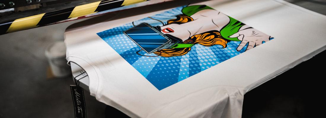 odzież reklamowa - tshirt