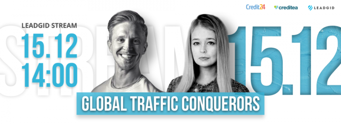 global traffic conquerors